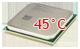 Температура центрального процессора - CPU Temp